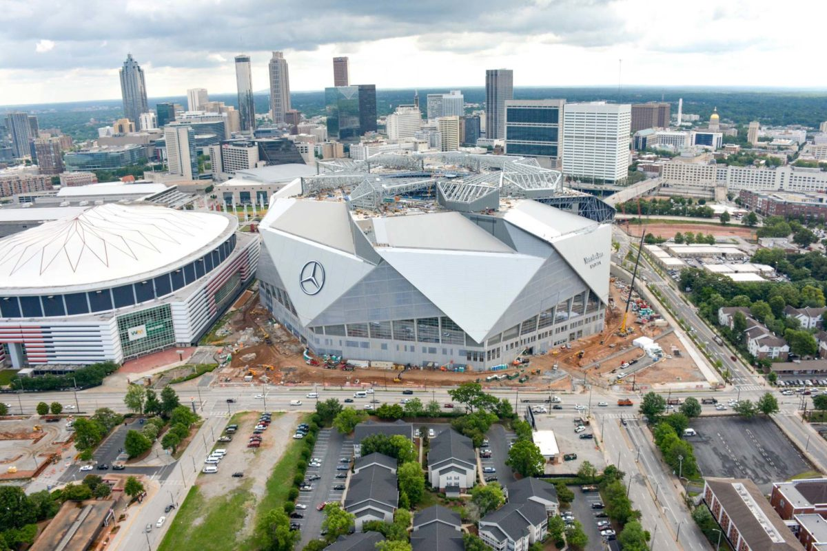 Safety Training Mercedes-Benz Stadium Atlanta, GA