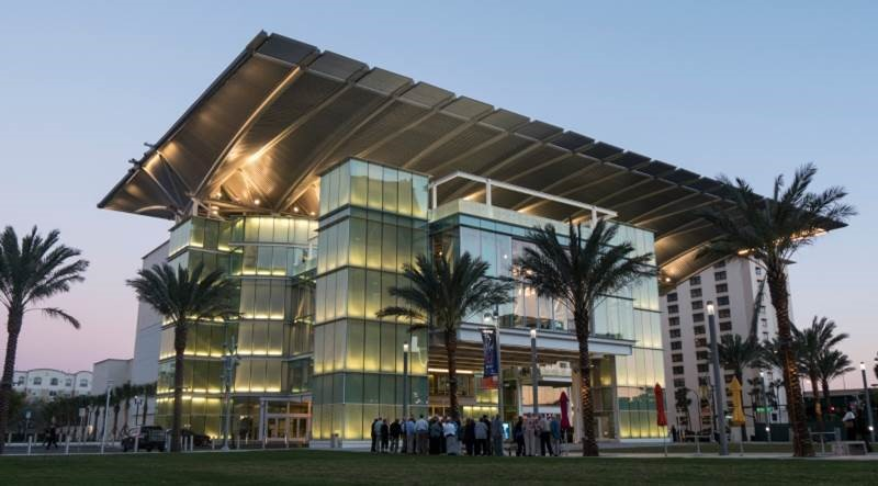 Dr. Phillips Performing Arts Center, Orlando, FL